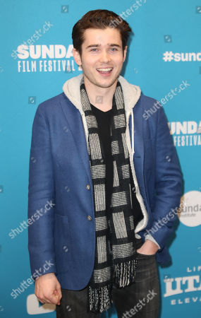 Stock Picture of USA actor Luke Slattery arrives for the premiere of 'Late Night' during the 2019 Sundance Film Festival in Park City, Utah, USA, 25 January 2019. The festival runs from 24 January to 02 February 2019.