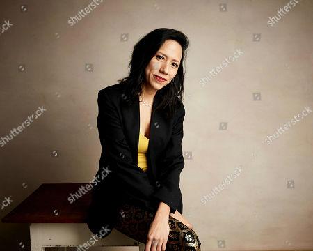 "Editorial picture of 2019 Sundance Film Festival - ""Sister Aimee"" Portrait Session, Park City, USA - 25 Jan 2019"
