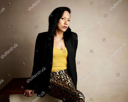 "Editorial photo of 2019 Sundance Film Festival - ""Sister Aimee"" Portrait Session, Park City, USA - 25 Jan 2019"