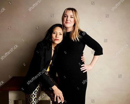 "Editorial image of 2019 Sundance Film Festival - ""Sister Aimee"" Portrait Session, Park City, USA - 25 Jan 2019"