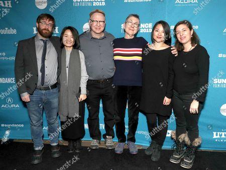 Producer Jeff Reichert, Co-Producer Mijie Li, Director Steven Bognar, Director Julia Reichert, Co-Producer Yiqian Zhang and Producer Julie Parker Benello