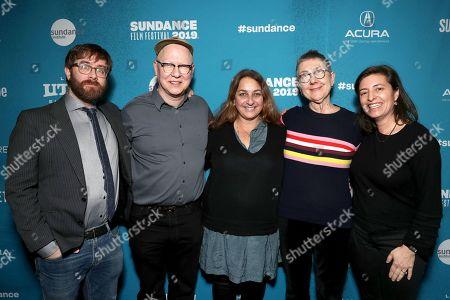 Editorial picture of 'American Factory' premiere, Sundance Film Festival, Park City, USA - 25 Jan 2019