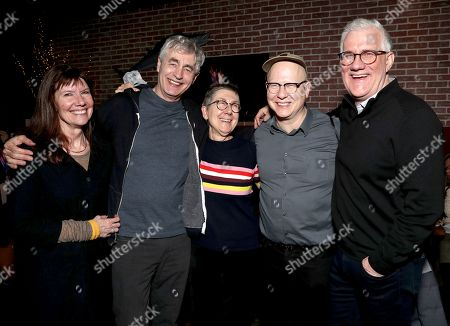 President, Documentary Film & Television Participant Media Diane Weyermann, Steve James, Co-Director Julia Reichert, Co-Director Steven Bognar and CEO Participant Media David Linde