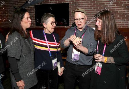SVP, Documentary Film & Television Elise Pearlstein, Co-Director Julia Reichert, Co-Director Steven Bognar and President, Documentary Film & Television Participant Media Diane Weyermann