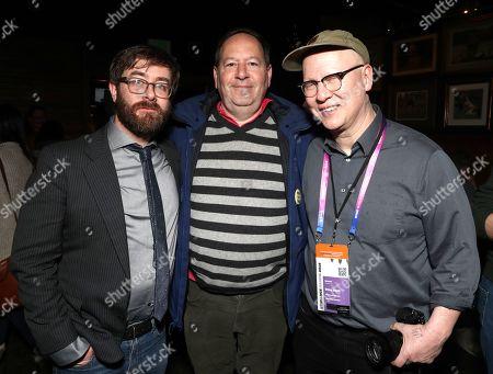 Producer Jeff Reichert, Josh Braun and Director Steven Bognar