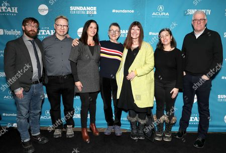 Producer Jeff Reichert, Director Steven Bognar, Editor Lindsay Utz, Director Julia Reichert, President, Documentary Film and Television Participant Media Diane Weyermann, Producer Julie Parker Benello and CEO Participant Media David Linde