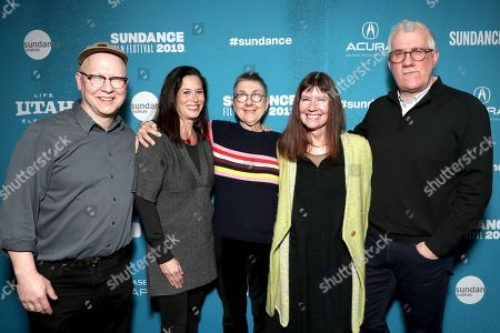 Director Steven Bognar, Editor Lindsay Utz, Director Julia Reichert, President, Documentary Film and Television Participant Media Diane Weyermann and CEO Participant Media David Linde