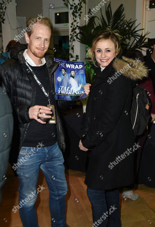 Editorial image of WanderLuxxe Filmmaker Lounge with Essential Costa Rica and TheWrap, Day 1, Sundance Film Festival, Park City, USA - 25 Jan 2019