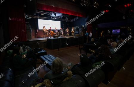 Editorial picture of Last Call Presents the Complex Music in Film Summit at Live ' Day 1, Park City, USA - 25 Jan 2019