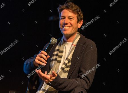 Ben Lyons seen during the Last Call Presents the Complex Music in Film Summit, at Park City Live, in Park City, Utah