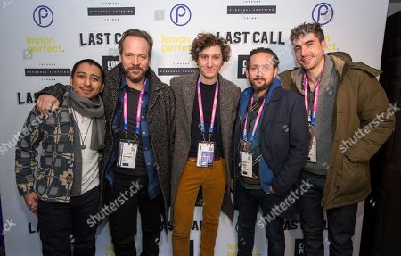 Editorial photo of Last Call Presents the Complex Music in Film Summit at Live ' Day 1, Park City, USA - 25 Jan 2019