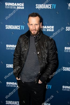 Bodhi Elfman poses at the SundanceTV Kickoff Party during the 2019 Sundance Film Festival, in Park City, Utah