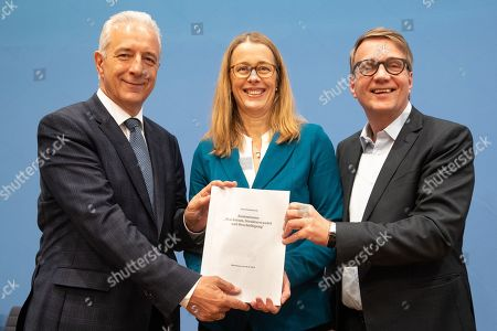 Editorial picture of Germany's coal commission proposes to quit coal latest by 2038, Berlin - 26 Jan 2019