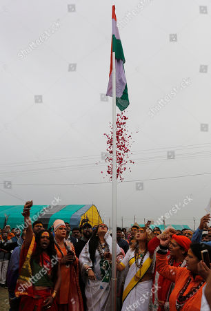 Editorial photo of Republic Day, Allahabad, India - 26 Jan 2019
