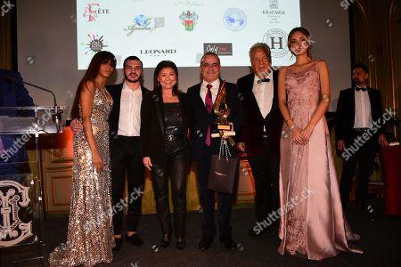 Mia Frye, Jeanne d'Hauteserre, Kadri Morinaj, Massimo Gargia, Patricia Contreras