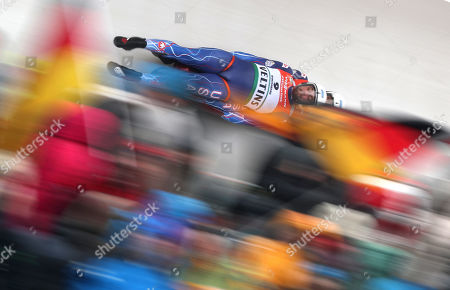 Editorial picture of Luge World Championships, Winterberg, Germany - 26 Jan 2019