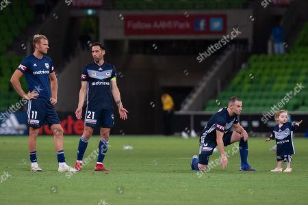 Editorial picture of Melbourne Victory v Sydney FC, A-League, Round 16 football match, AAMI Park, Melbourne, Australia - 26 Jan 2019