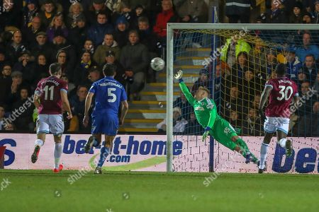 Editorial photo of AFC Wimbledon v West Ham United, The FA Cup., 4th round - 26 Jan 2019