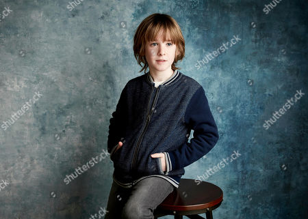 """Editorial picture of 2019 Sundance Film Festival - """"The Hole in the Ground"""" Portrait Session, Park City, USA - 26 Jan 2019"""
