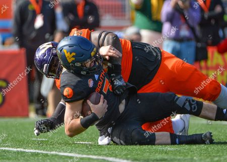 Editorial picture of NCAA Football Reese's Senior Bowl; North vs South, Mobile, USA - 26 Jan 2019