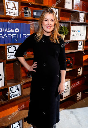 Anna Margaret Hollyman at the LA Times Studio at Sundance Film Festival presented by Chase Sapphire, in Park City, Utah