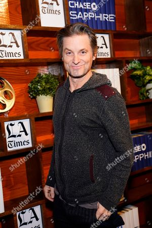 Shea Whigham at the LA Times Studio at Sundance Film Festival presented by Chase Sapphire, in Park City, Utah