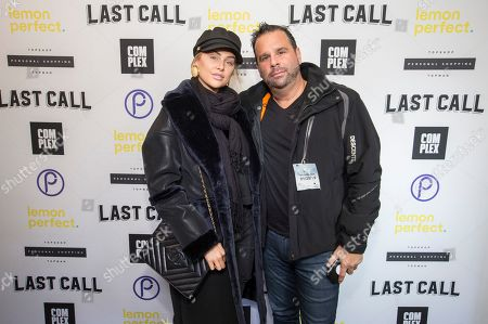 Lala Kent, Randall Emmett. Lala Kent and Randall Emmett during the Last Call Presents the Complex Music in Film Summit, at Park City Live, in Park City, Utah