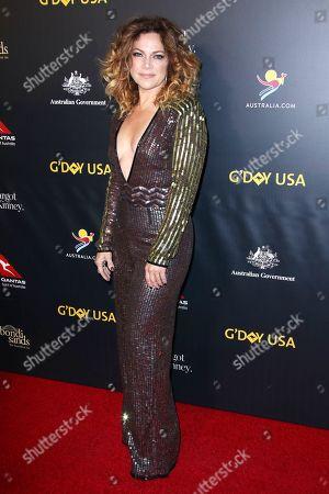 Stock Photo of Nikka Costa