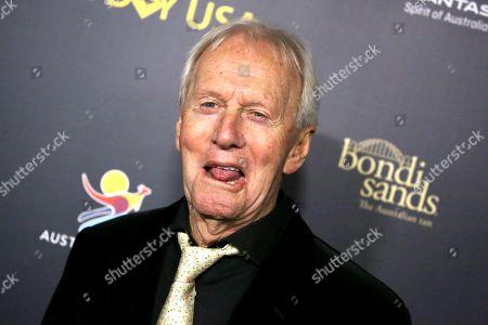 Stock Photo of Paul Hogan