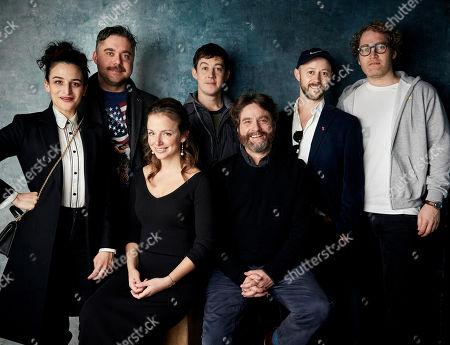 "Editorial image of 2019 Sundance Film Festival - ""The Sunlit Night"" Portrait Session, Park City, USA - 26 Jan 2019"