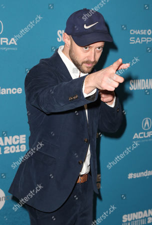 Stock Picture of Fabian Gasmia arrives for the premiere of 'Sunlit Night' at the 2019 Sundance Film Festival in Park City, Utah, United States, 26 January 2019. The festival runs from the 24 January to 02 February 2019.
