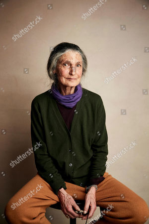 "Editorial photo of 2019 Sundance Film Festival - ""The Disappearance of My Mother"" Portrait Session, Park City, USA - 26 Jan 2019"