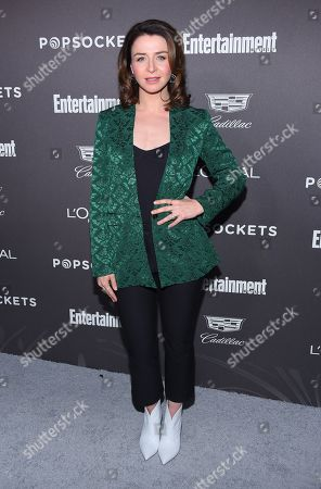 Editorial photo of Entertainment Weekly Pre-SAG Party, Arrivals, Los Angeles, USA - 26 Jan 2019