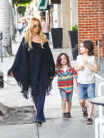 Editorial image of Rachel Zoe out and about, Los Angeles, USA - 26 Jan 2019