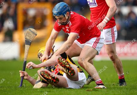 Kilkenny vs Cork. Kilkenny's Billy Ryan and Conor O? Sullivan of Cork