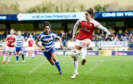 Stock Photo of Ava Kuyken of Arsenal