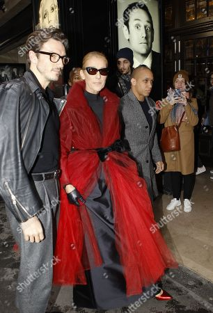 Pepe Munoz, Celine Dion
