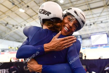 Editorial picture of 2019 HSBC UK National Track Championships. Manchester, UK - 27 Jan 2019