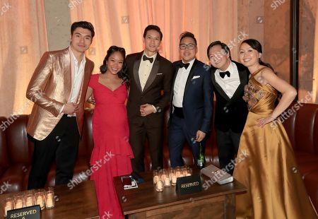 Henry Golding, Shelby Rabara, Harry Shum Jr., Nico Santos, Ken Jeong, Tran Jeong