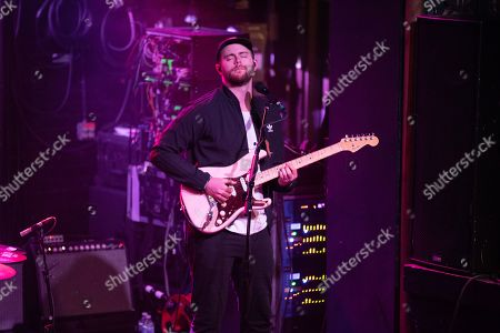 Stock Picture of Kongos - Daniel Kongos