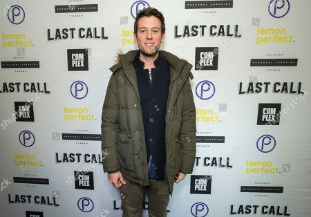 Ben Lyons at the Last Call Presents the Complex Music in Film Summit, at Park City Live, in Park City, Utah