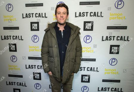 Editorial photo of Last Call Presents the Complex Music in Film Summit at - Day 3, Park City, USA - 27 Jan 2019