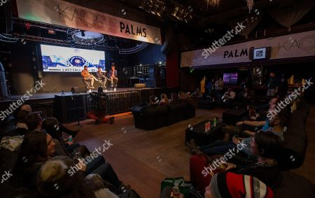 Editorial image of Last Call Presents the Complex Music in Film Summit at - Day 3, Park City, USA - 27 Jan 2019