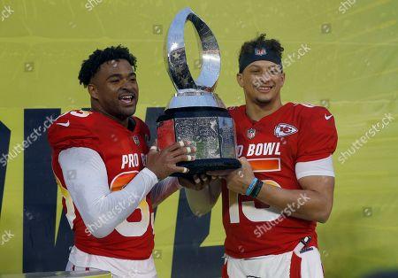 Editorial image of Pro Bowl Football, Orlando, USA - 27 Jan 2019