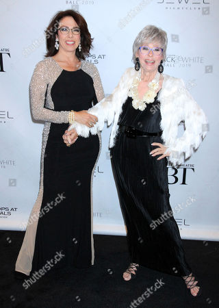 Fernanda Luisa Gordon and Rita Moreno