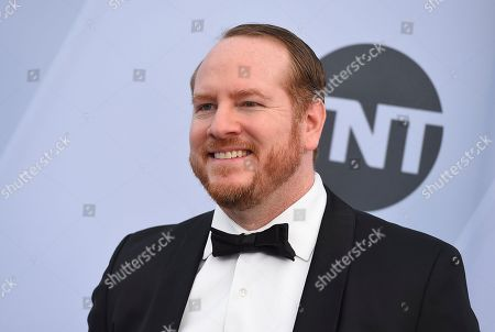 Stock Photo of Darren Goldstein arrives at the 25th annual Screen Actors Guild Awards at the Shrine Auditorium & Expo Hall, in Los Angeles
