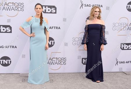 Editorial picture of 25th Annual SAG Awards - Arrivals, Los Angeles, USA - 27 Jan 2019