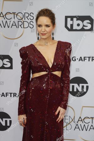 Editorial image of Arrivals - 25th Screen Actors Guild Awards, Los Angeles, USA - 27 Jan 2019