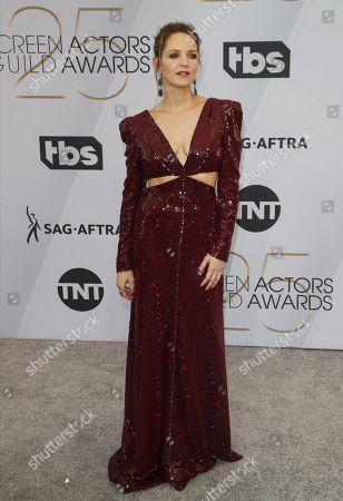Editorial photo of Arrivals - 25th Screen Actors Guild Awards, Los Angeles, USA - 27 Jan 2019
