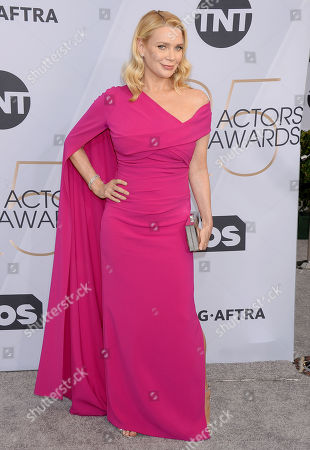 Editorial photo of 25th Annual Screen Actors Guild Awards, Arrivals, Los Angeles, USA - 27 Jan 2019